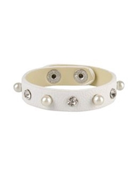 George J. Love Bracelets White