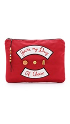 Venessa Arizaga Drug Of Choice Silk Pouch