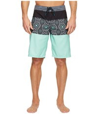 Billabong Mcy Mandala Og Boardshorts Mint Men's Swimwear Green