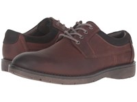 Dockers Banewell Red Brown Oiled Tumbled Full Grain Men's Lace Up Casual Shoes
