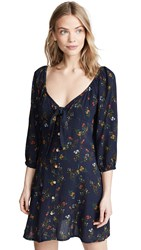 Knot Sisters Minnie Dress Florence Floral