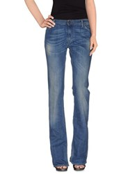 M.Grifoni Denim Denim Denim Trousers Women