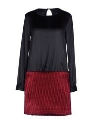 Christian Pellizzari Dresses Short Dresses Women Garnet