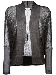 Bellerose 'Nyon' Cardigan Black