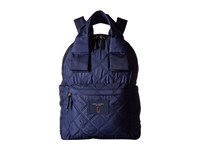 Marc Jacobs Nylon Knot Large Backpack Midnight Blue Backpack Bags
