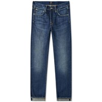 Edwin Ed 55 Regular Tapered Jean Blue