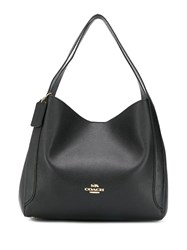 Coach Hadley Hobo Bag Black