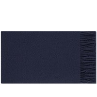 Our Legacy Casentino Scarf Blue