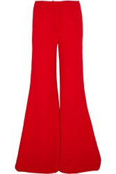 Gareth Pugh Crepe Flared Pants