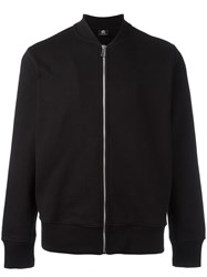Paul Smith By Zip Up Jacket Black