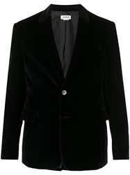 Zadig And Voltaire Fitted Single Breasted Blazer 60