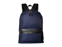 Michael Kors Kent Lightweight Nylon Backpack Indigo Backpack Bags Blue
