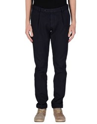 Futuro Casual Pants Dark Blue