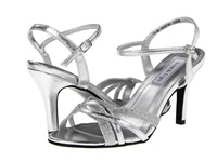 Touch Ups Taryn Silver Women's Shoes