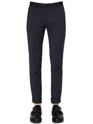 Bikkembergs 16Cm Techno Cotton Pants