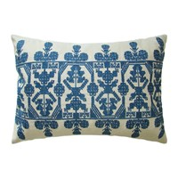 William Yeoward Bindi Cushion 60X40cm Indigo