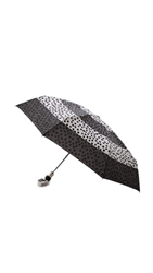 Marc By Marc Jacobs De Lite Dot Umbrella Black Multi