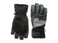 Dakine Titan Short Carbon Extreme Cold Weather Gloves Gray