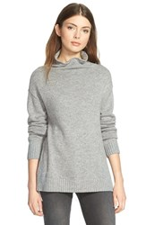 Women's Hinge Funnel Neck Sweater