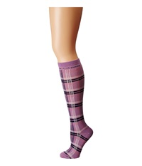 Life Is Good Knee Socks Icy Lilac Women's Knee High Socks Shoes Purple