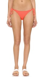 Eberjey Cactus Crush Eva Bikini Bottoms Watermelon Crush