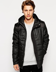 Voi Jeans Voi Lighweight Quilted Jacket Black