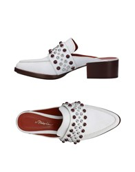 3.1 Phillip Lim Loafers White
