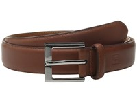 Lauren Ralph Lauren Morgan Dress Belt Tan Men's Belts