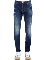Dsquared 16.5Cm Cool Guy Perfetto Denim Jeans