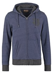 Petrol Industries Tracksuit Top Deep Carpri Dark Blue