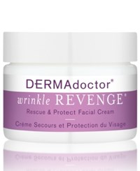 Dermadoctor Wrinkle Revenge Rescue And Protect Facial Cream 1.7 Oz. No Color