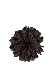 Gucci Flower Brooch Black
