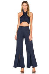 Fame And Partners Sonny 2 Piece Set Navy