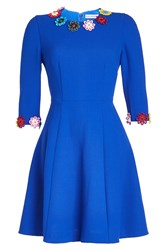 Mary Katrantzou Wool Dress
