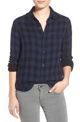 Joe's Jeans Women's Joe's 'Henny' Buffalo Check Shirt