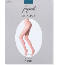 Fogal Opaque Tights Petrol