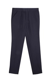 A.P.C. Pantalon Trousers Navy