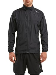 2Xu Xvent Running Jacket Black