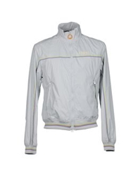 Crust Jackets Light Grey
