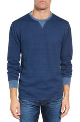Faherty Men's Waffle Knit Thermal Shirt