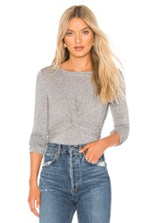 Bailey 44 Girl Crush Top Gray