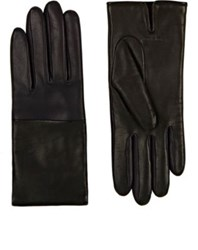 Rag And Bone Women's Division Leather Gloves Navy