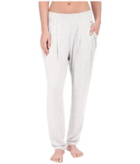 Ugg Irene Lounge Pants Seal Heather Women's Casual Pants White