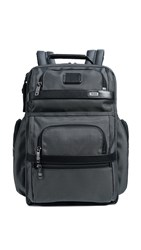 Tumi Alpha 2 T Pass Brief Pack Pewter