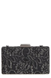Sondra Roberts Chantilly Lace Box Clutch