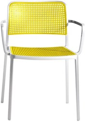 Kartell Audrey Chair With Arms Set Of 2