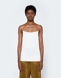 Land Of Women Circle Camisole In White