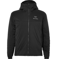 Arc'teryx Atom Lt Hell Hooded Jacket Black