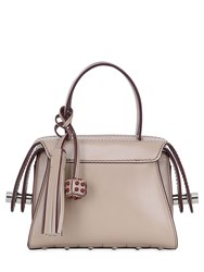 Tod's Mini Leather Top Handle Bag
