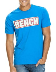 Bench Logo Graphic Printed Tee Directoire